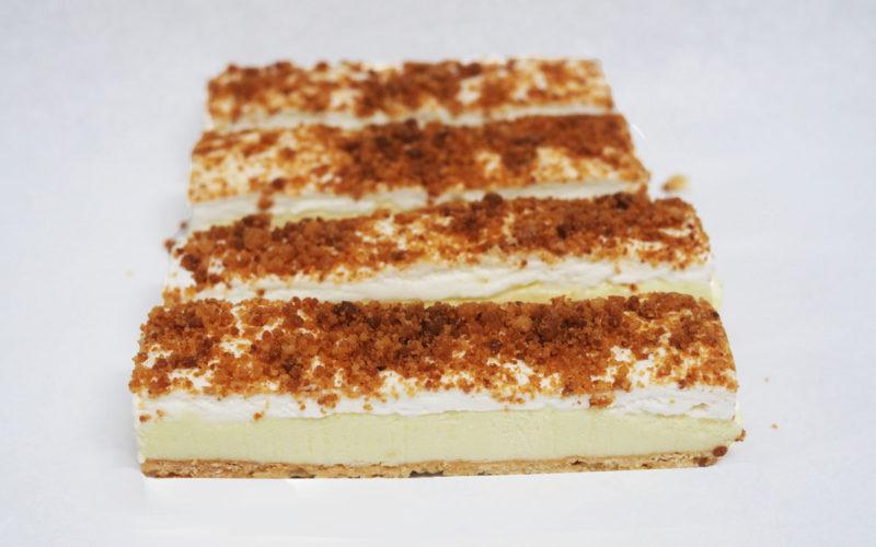 The Good batch - Lemon Ice Cream Bar