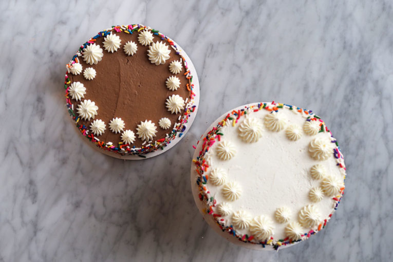 Design Your Own Layered Cake : Build your own Birthday Layer Cake - The Good Batch