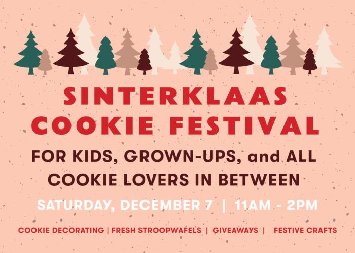 Sinterklaas Cookie Fest